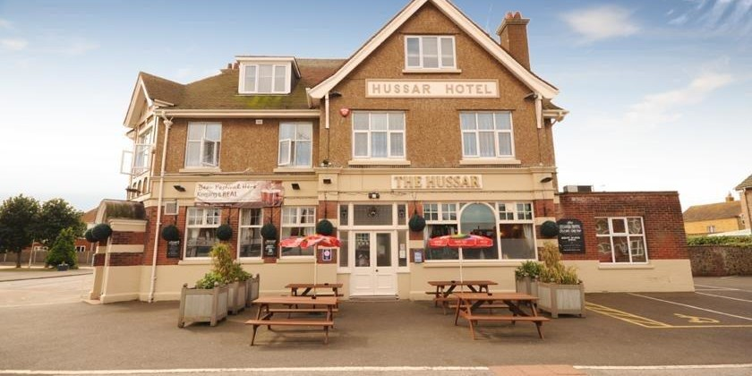 Hussar Inn Guest House - Margate