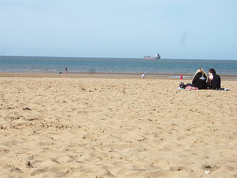 West bay beach uk